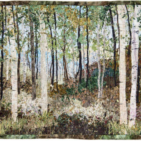 White-Birch-Forest