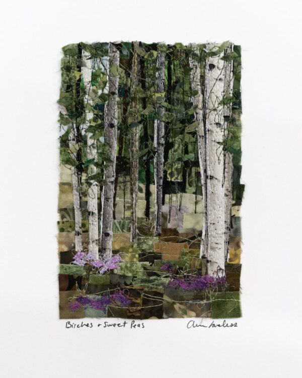 Birches-and-Sweet-Peas-mosaic